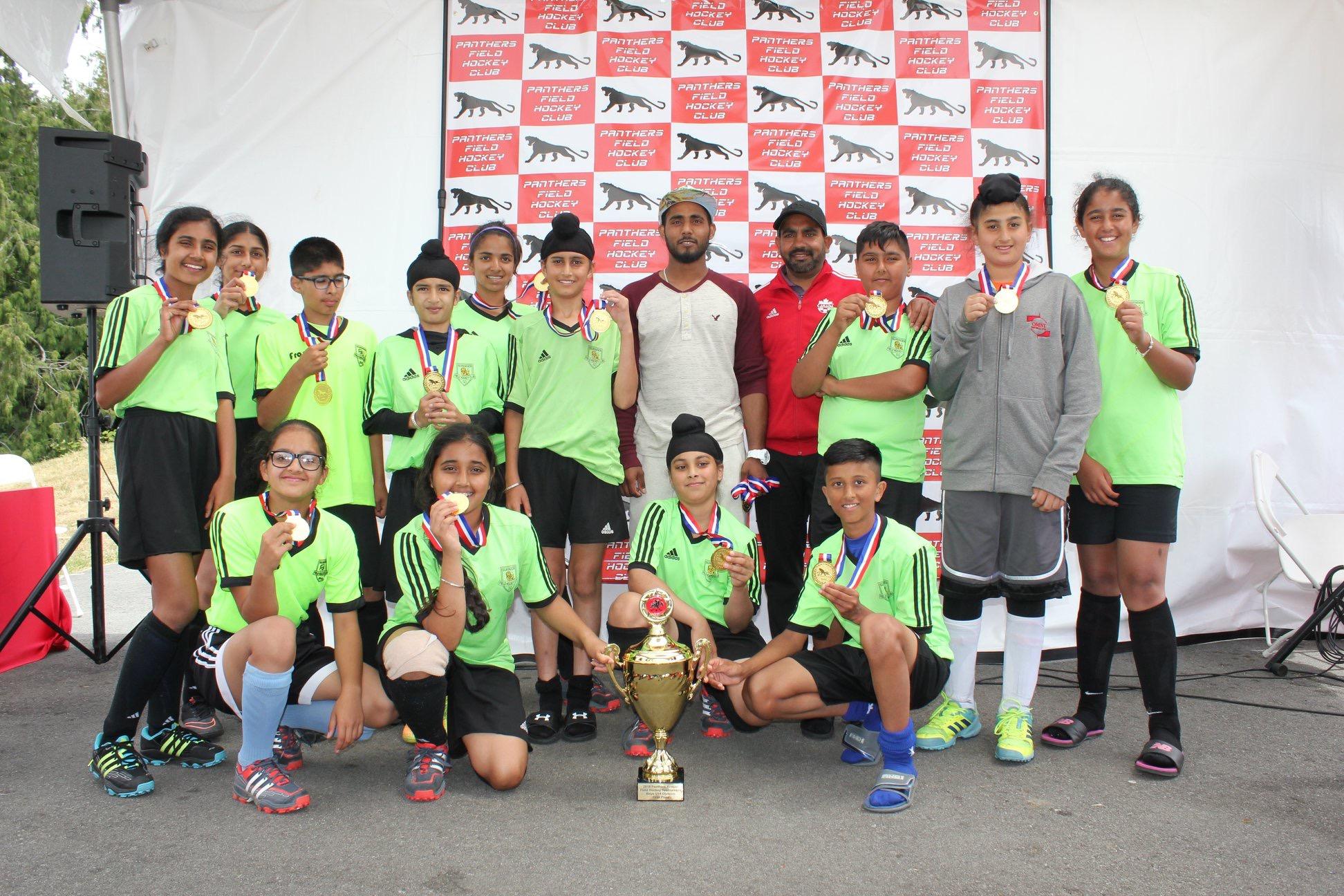 U14 Boys & Girls Team