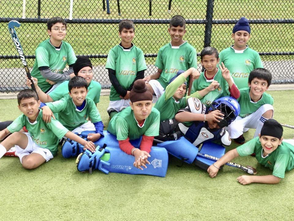 U12 Boys & Girls team